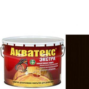 Фото 12 - Антисептик пропитка Акватекс Экстра Палисандр, защитно-декоративный полуглянцевый для древесины [10 л] Рогнеда.