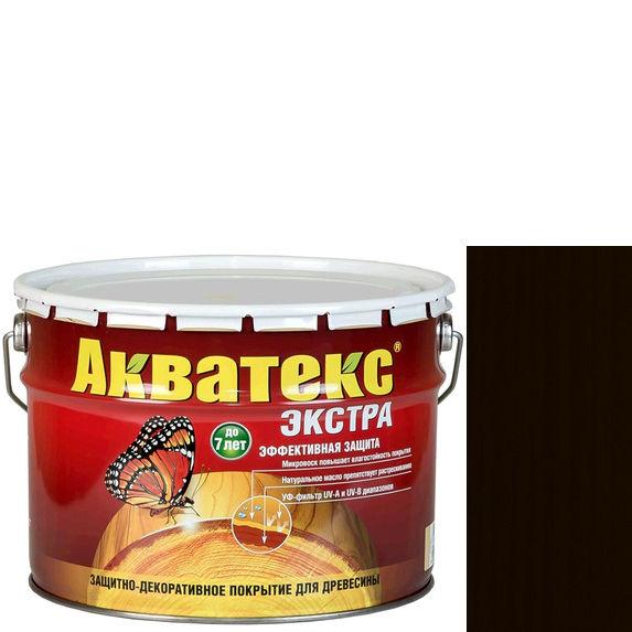 Фото 12 - Антисептик Акватекс Экстра Палисандр, защитно-декоративный полуглянцевый для древесины [10 л] Рогнеда.