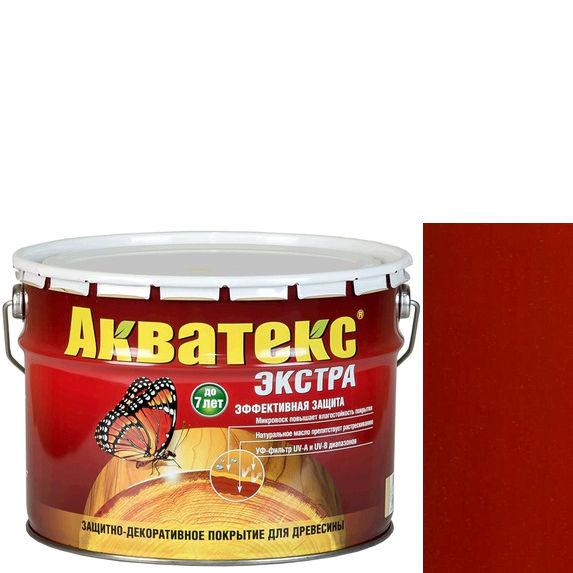 Фото 13 - Антисептик Акватекс Экстра Рябина, защитно-декоративный полуглянцевый для древесины [10 л] Рогнеда.