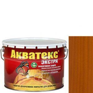 Фото 16 - Антисептик пропитка Акватекс Экстра Тик, защитно-декоративный полуглянцевый для древесины [10 л] Рогнеда.