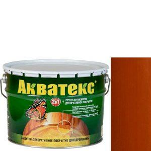 Фото 8 - Антисептик пропитка Акватекс Груша, защитно-декоративный полуглянцевый для древесины [10 л] Рогнеда.