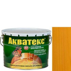 Фото 13 - Антисептик пропитка Акватекс Калужница, защитно-декоративный полуглянцевый для древесины [10 л] Рогнеда.