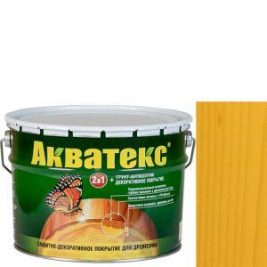 Фото 4 - Антисептик пропитка Акватекс Сосна, защитно-декоративный полуглянцевый для древесины [20 л] Рогнеда.