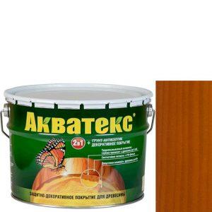 Фото 3 - Антисептик пропитка Акватекс Тик, защитно-декоративный полуглянцевый для древесины [20 л] Рогнеда.