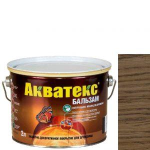 """Фото 11 - Масло """"Акватекс Бальзам"""" Дуб, натуральное матовое для древесины  [0,75 л - уп. 6 шт] Акватекс/Аquatex."""