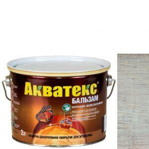 """Фото 10 - Масло """"Акватекс Бальзам"""" Иней, натуральное матовое для древесины  [0,75 л - уп. 6 шт] Акватекс/Аquatex."""