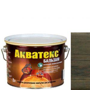 """Фото 6 - Масло """"Акватекс Бальзам"""" Патина, натуральное матовое для древесины  [0,75 л - уп. 6 шт] Акватекс/Аquatex."""