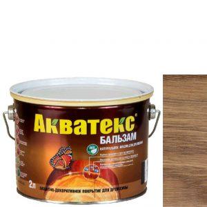 """Фото 12 - Масло """"Акватекс Бальзам"""" Бесцветный, натуральное матовое для древесины  [0,75 л - уп. 6 шт] Акватекс/Аquatex."""