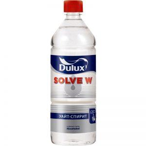 Фото 1 - Синтетический разбавитель Дулюкс Solve W [1л] Dulux.