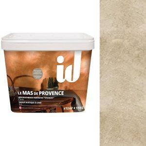 "Фото 13 - Штукатурка АйДи Деко ""Le Mas de Provence Сен-Тропе"" декоративная с эффектом ""Прованс""  [15кг] ID Deco."