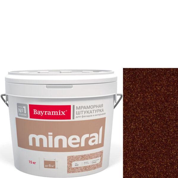 "Фото 1 - Мраморная штукатурка Байрамикс ""Минерал 359"" (Mineral) мозаичная фракция 0,7-1,2 мм  [15кг]  Bayramix."