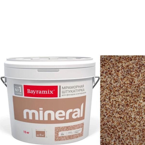 "Фото 1 - Мраморная штукатурка Байрамикс ""Минерал 361"" (Mineral) мозаичная фракция 0,7-1,2 мм  [15кг]  Bayramix."