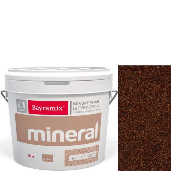 "Фото 1 - Мраморная штукатурка Байрамикс ""Минерал 429"" (Mineral) мозаичная фракция 0,7-1,2 мм  [15кг]  Bayramix."