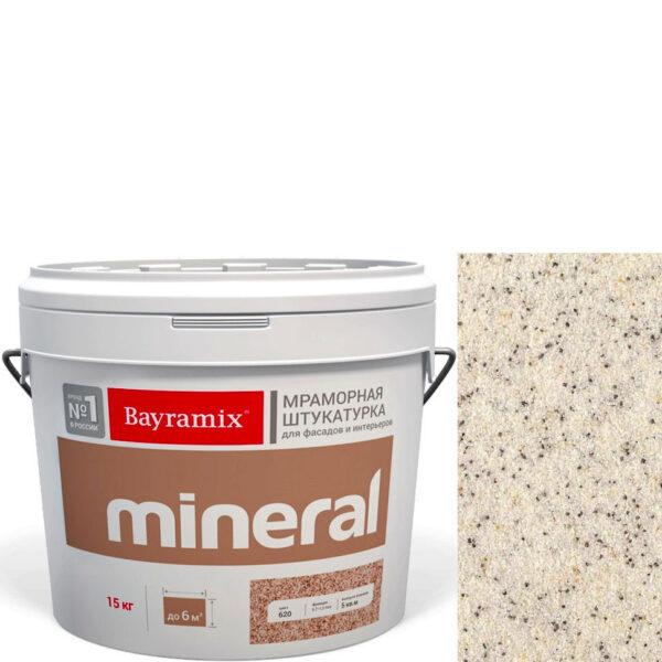 "Фото 1 - Мраморная штукатурка Байрамикс ""Минерал 459"" (Mineral) мозаичная фракция0,7-1,2 мм  [15кг]  Bayramix."