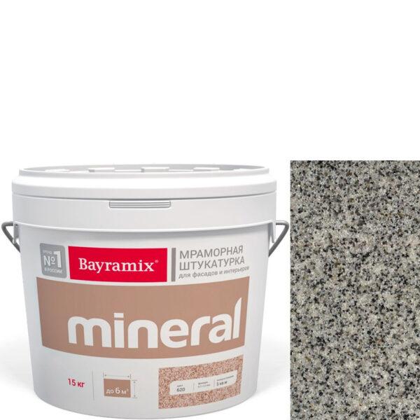 "Фото 1 - Мраморная штукатурка Байрамикс ""Минерал 462"" (Mineral) мозаичная фракция 0,7-1,2 мм  [15кг]  Bayramix."