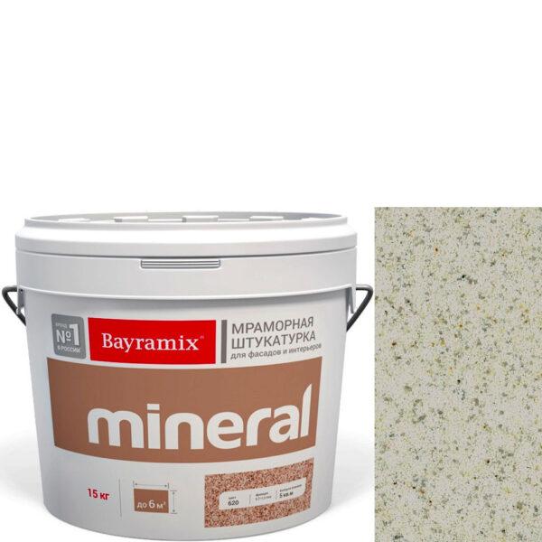 "Фото 1 - Мраморная штукатурка Байрамикс ""Минерал 467"" (Mineral) мозаичная фракция 0,7-1,2 мм  [15кг]  Bayramix."