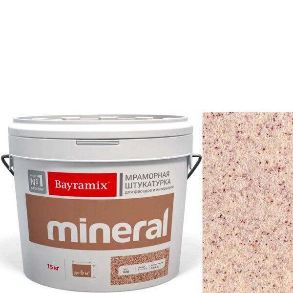 "Фото 1 - Мраморная штукатурка Байрамикс ""Минерал 473"" (Mineral) мозаичная фракция 0,7-1,2 мм  [15кг]  Bayramix."