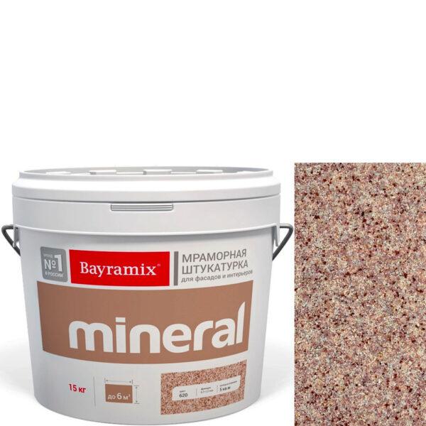 "Фото 1 - Мраморная штукатурка Байрамикс ""Минерал 476"" (Mineral) мозаичная фракция 0,7-1,2 мм  [15кг]  Bayramix."