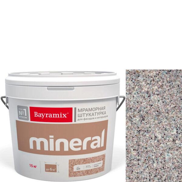 "Фото 1 - Мраморная штукатурка Байрамикс ""Минерал 477"" (Mineral) мозаичная фракция 0,7-1,2 мм  [15кг]  Bayramix."