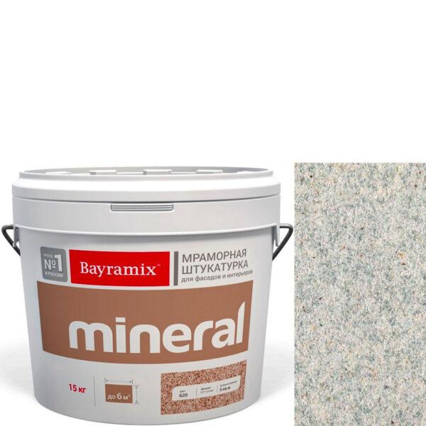 "Фото 1 - Мраморная штукатурка Байрамикс ""Минерал 478"" (Mineral) мозаичная фракция 0,7-1,2 мм  [15кг]  Bayramix."