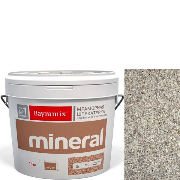 "Фото 1 - Мраморная штукатурка Байрамикс ""Минерал 497"" (Mineral) мозаичная фракция 0,7-1,2 мм  [15кг]  Bayramix."