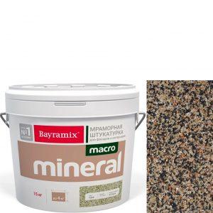 "Фото 17 - Мраморная штукатурка Байрамикс ""Макроминерал XL 1042"" (Macro Mineral) мраморная, фракция Macro 2,0-2,5 мм [15кг] Bayramix."