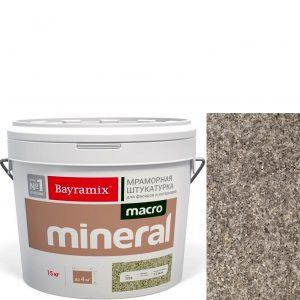 "Фото 18 - Мраморная штукатурка Байрамикс ""Макроминерал XL 1043"" (Macro Mineral) мраморная, фракция Macro 2,0-2,5 мм [15кг] Bayramix."