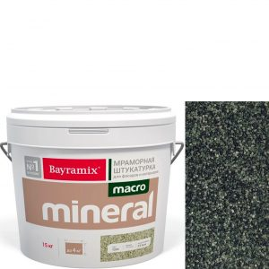 "Фото 20 - Мраморная штукатурка Байрамикс ""Макроминерал XL 1048"" (Macro Mineral) мраморная, фракция Macro 2,0-2,5 мм [15кг] Bayramix."