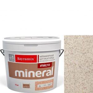 "Фото 8 - Мраморная штукатурка Байрамикс ""Микроминерал 608"" (Micro Mineral) мраморная, фракция 0,2-0,5 мм [15кг] Bayramix."