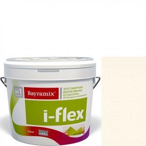 """Фото 10 - Мраморная штукатурка Байрамикс """"Ай-Флекс 062"""" (I-Flex) эластомерная  акриловая, фракция 0,7-1,2 мм  [14кг]  Bayramix."""