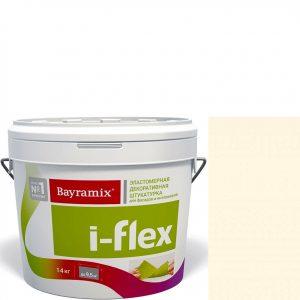 """Фото 11 - Мраморная штукатурка Байрамикс """"Ай-Флекс 063"""" (I-Flex) эластомерная  акриловая, фракция 0,7-1,2 мм  [14кг]  Bayramix."""