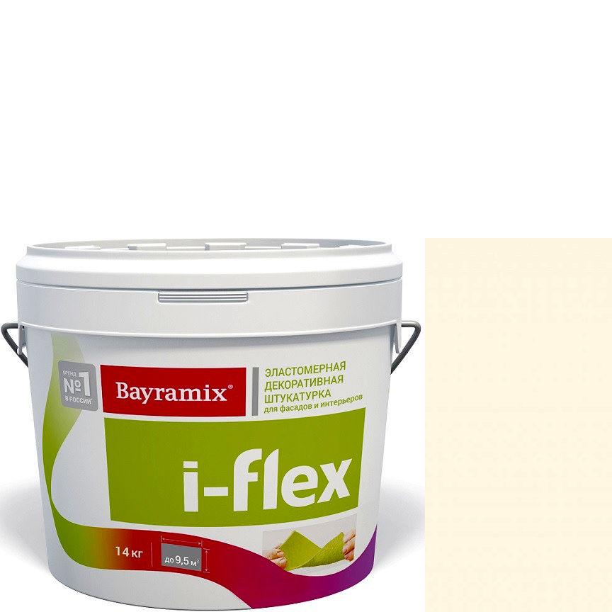 """Фото 19 - Мраморная штукатурка Байрамикс """"Ай-Флекс 063"""" (I-Flex) эластомерная  акриловая, фракция 0,7-1,2 мм  [14кг]  Bayramix."""