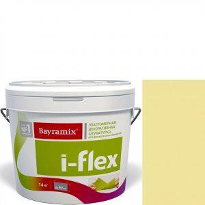 """Фото 12 - Мраморная штукатурка Байрамикс """"Ай-Флекс 064"""" (I-Flex) эластомерная  акриловая, фракция 0,7-1,2 мм  [14кг]  Bayramix."""