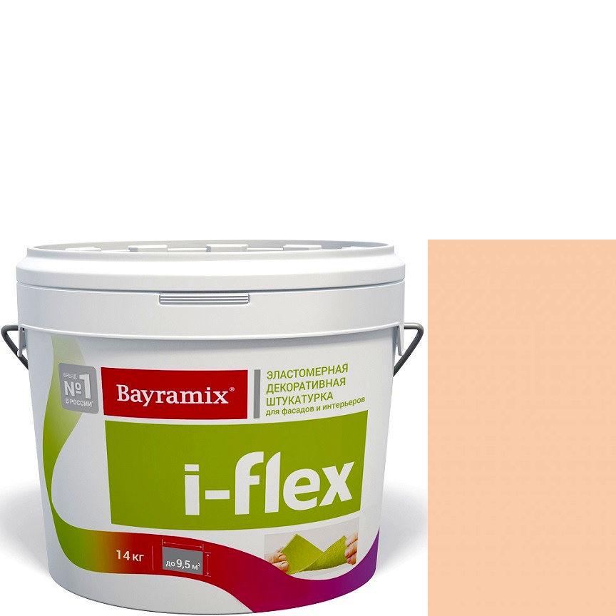 """Фото 23 - Мраморная штукатурка Байрамикс """"Ай-Флекс 067"""" (I-Flex) эластомерная  акриловая, фракция 0,7-1,2 мм  [14кг]  Bayramix."""