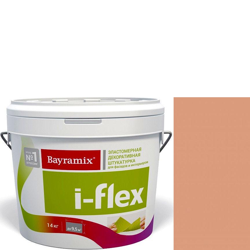 """Фото 8 - Мраморная штукатурка Байрамикс """"Ай-Флекс 069"""" (I-Flex) эластомерная  акриловая, фракция 0,7-1,2 мм  [14кг]  Bayramix."""