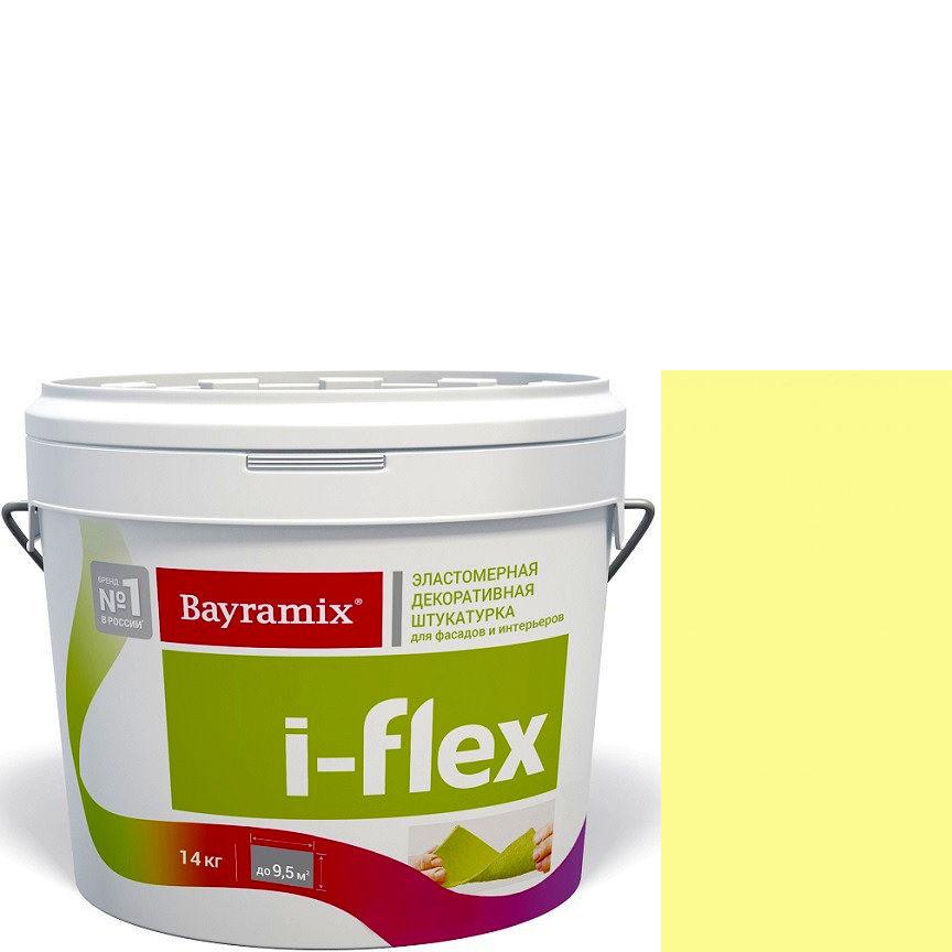 """Фото 10 - Мраморная штукатурка Байрамикс """"Ай-Флекс 071"""" (I-Flex) эластомерная  акриловая, фракция 0,7-1,2 мм  [14кг]  Bayramix."""