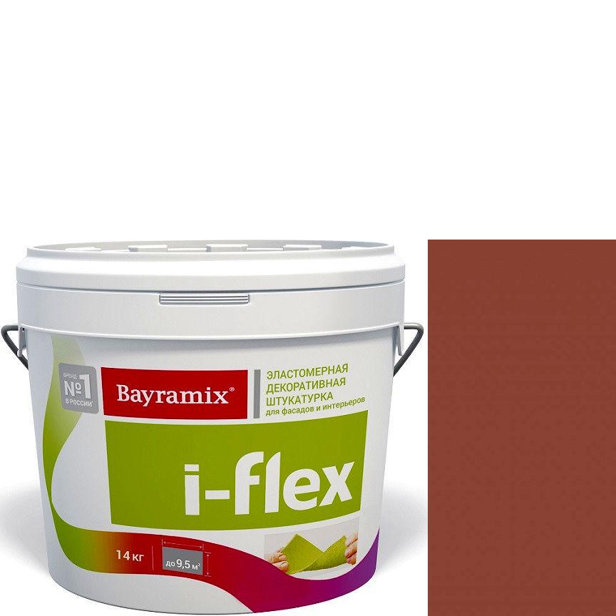 """Фото 12 - Мраморная штукатурка Байрамикс """"Ай-Флекс 073"""" (I-Flex) эластомерная  акриловая, фракция 0,7-1,2 мм  [14кг]  Bayramix."""