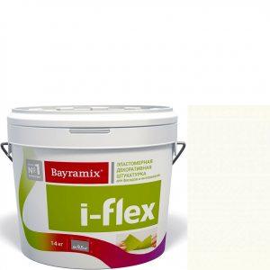 """Фото 13 - Мраморная штукатурка Байрамикс """"Ай-Флекс 074"""" (I-Flex) эластомерная  акриловая, фракция 0,7-1,2 мм  [14кг]  Bayramix."""