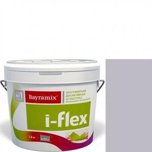 """Фото 7 - Мраморная штукатурка Байрамикс """"Ай-Флекс 076"""" (I-Flex) эластомерная  акриловая, фракция 0,7-1,2 мм  [14кг]  Bayramix."""