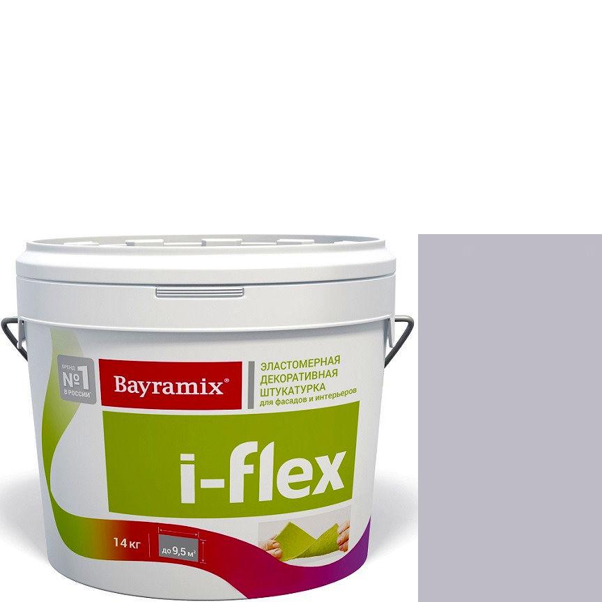 """Фото 15 - Мраморная штукатурка Байрамикс """"Ай-Флекс 076"""" (I-Flex) эластомерная  акриловая, фракция 0,7-1,2 мм  [14кг]  Bayramix."""