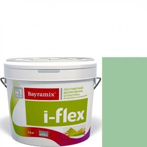 """Фото 10 - Мраморная штукатурка Байрамикс """"Ай-Флекс 077"""" (I-Flex) эластомерная  акриловая, фракция 0,7-1,2 мм  [14кг]  Bayramix."""