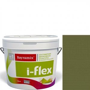 """Фото 5 - Мраморная штукатурка Байрамикс """"Ай-Флекс 079"""" (I-Flex) эластомерная  акриловая, фракция 0,7-1,2 мм  [14кг]  Bayramix."""