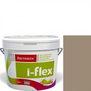 """Фото 8 - Мраморная штукатурка Байрамикс """"Ай-Флекс 080"""" (I-Flex) эластомерная  акриловая, фракция 0,7-1,2 мм  [14кг]  Bayramix."""