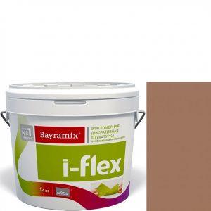 """Фото 9 - Мраморная штукатурка Байрамикс """"Ай-Флекс 082"""" (I-Flex) эластомерная акриловая, фракция 0,7-1,2 мм [14кг] Bayramix."""