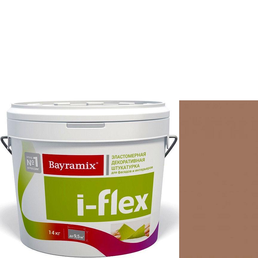 """Фото 21 - Мраморная штукатурка Байрамикс """"Ай-Флекс 082"""" (I-Flex) эластомерная акриловая, фракция 0,7-1,2 мм [14кг] Bayramix."""