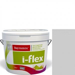 """Фото 7 - Мраморная штукатурка Байрамикс """"Ай-Флекс 083"""" (I-Flex) эластомерная  акриловая, фракция 0,7-1,2 мм  [14кг]  Bayramix."""