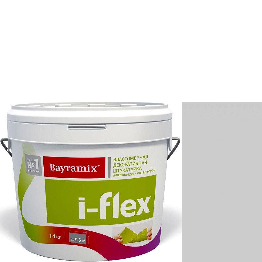 """Фото 22 - Мраморная штукатурка Байрамикс """"Ай-Флекс 083"""" (I-Flex) эластомерная  акриловая, фракция 0,7-1,2 мм  [14кг]  Bayramix."""