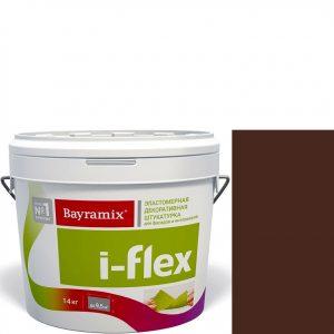 """Фото 7 - Мраморная штукатурка Байрамикс """"Ай-Флекс 084"""" (I-Flex) эластомерная  акриловая, фракция 0,7-1,2 мм  [14кг]  Bayramix."""
