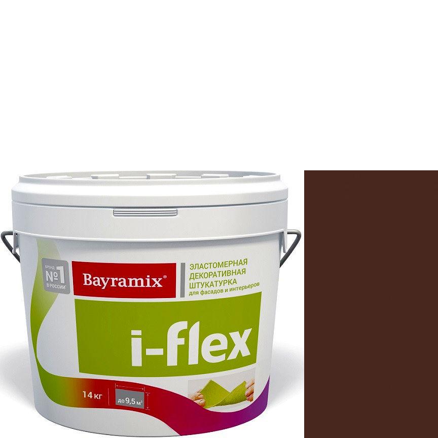 """Фото 23 - Мраморная штукатурка Байрамикс """"Ай-Флекс 084"""" (I-Flex) эластомерная  акриловая, фракция 0,7-1,2 мм  [14кг]  Bayramix."""