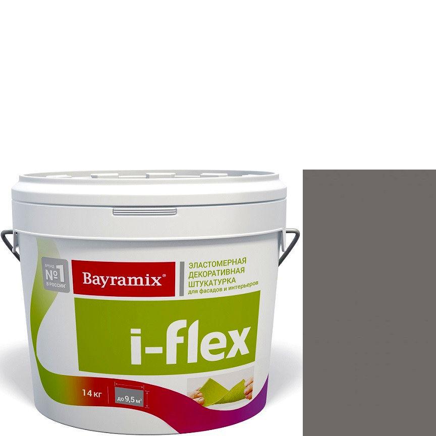 """Фото 24 - Мраморная штукатурка Байрамикс """"Ай-Флекс 085"""" (I-Flex) эластомерная  акриловая, фракция 0,7-1,2 мм  [14кг]  Bayramix."""